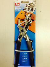 Prym Revolving Punch Pliers for Leather