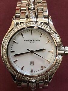 Christian Bernard Men's  watch dial