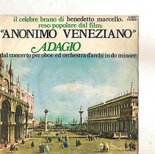 ANONIMO VENEZIANO - ADAGIO -  I FILARMONICI DI MILANO - BENEDETTO MARCELLO EX/EX