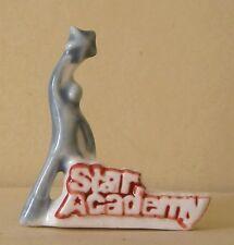 Fève Star Academy - Auchan 2005 - Le Trophée