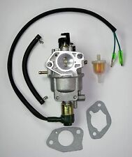 Carburetor W/ Solenoid Fits Honda GX390 13HP Chinese 188F Generator Engine.USA!