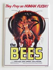 Bees FRIDGE MAGNET (2 x 3 inches) movie poster horror