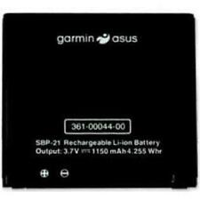 NEW OEM GARMIN ASUS A50 GarminFone SBP-21 A 50 NUVIFONE BATTERY 361-00044-00