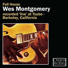 Wes Montgomery - Full House CD