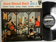 JAZZ BAND BALL no 1 Dutch LP 1967 Sample copy Bobby Hackett Bud Freeman & more