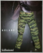 1/6 Hot Toys Predators Noland Pair of Camouflage Patterned Pants MMS163