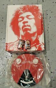 NEW OLD STOCK Dunlop JHF-3 Jimi Hendrix Band of Gypsys Fuzz Face Full Size Ltd