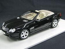 Maisto Mercedes-Benz SL-Class 1:18 Black Special World Première IAA 2001 (JS)