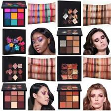 HUDA BEAUTY Obsessions Eyeshadow Palette Warm Amethyst Mauve Emerald  Sapphire