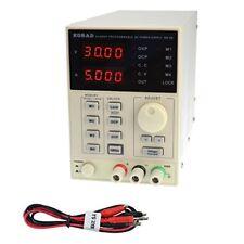 KORAD KA3005P  Programmable Variable Adjustable 30V 5A DC Linear Power Supply