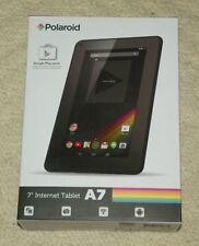 "Polaroid - 7"" Android 4.4 (KitKat) Tablet - Black - BRAND NEW"