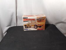 Model Kit 1977 Datsun Pick-up