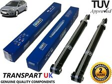 FOR FORD FOCUS + C-MAX REAR SHOCK ABSORBERS 04-11 SHOCKS X2 1.4 1.6 1.8 2.0 PAIR