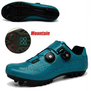 MTB Men's Cycling Shoes Outdoor Mountain Road Athletic Racing Bicycle Sneakers