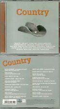 CD - COUNTRY avec ELVIS PRESLEY, JOHNNY CASH, BRENDA LEE, PATSY CLINE, RED FOLEY