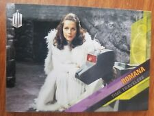 2016 Topps Doctor Who Timeless #9 Romana Time Travelers Nm-Mint