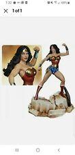 Tweeterhead statue DC Comics Super Powers classic Wonder Woman. MINT