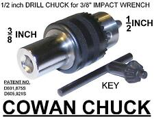 "3/8 INCH IMPACT WRENCH ASSESSORY; 1/2 "" chuck for 3/8 Inch impact Gun"