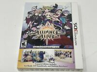 Brand New Alliance Alive Launch Edition (Nintendo 3DS, 2018) SEALED