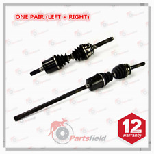 PAIR x CV Joint Drive Shaft Holden Rodeo TF Petrol & Diesel (Left + Right) 98-03