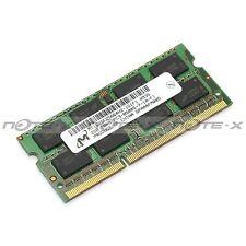 Micron 2 go de mémoire ddr3 pc3-8500s mt16jsf25664hz-1g1f1 ordinateur portable