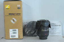 Nikon NIKKOR AF-S 18-200mm F3.5-5.6G ED-IF DX SWM VR M/A Lens