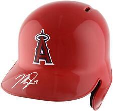 Mike Trout Los Angeles Angels Autographed Replica Batting Helmet - Fanatics