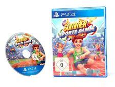 SUMMER SPORTS GAMES   - dt. Version -  ~Playstation 4 Spiel~