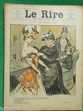 LE RIRE N 210 9 FEVRIER 1907 BAC POULBOT