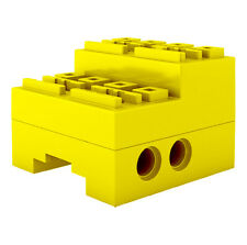 YELLOW SBrick Receiver compatible with Power Functions parts (smart,iphone,car)