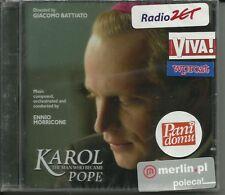 ENNIO MORRICONE - KAROL THE MAN WHO BECAME POPE (Sealed/Folia)