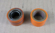 Lot of 2 Oval Strapper 5C604 Rollers