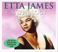 ETTA JAMES - THE ANTHOLOGY- 70 ORIGINAL RECORDINGS (NEW SEALED 3CD) AT LAST