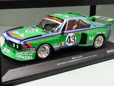 1/18 Minichamps BMW 3.5 CSL 24H Le Mans 1976 #43 155 762643