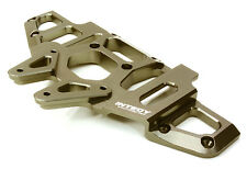 C26868GREY Integy Machined Front Clip for Axial 1/8 Yeti XL Rock Racer Monster