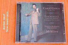 Locatelli - Concertos Violon - Giulano Carmignola Andrea Marcon - CD Sony