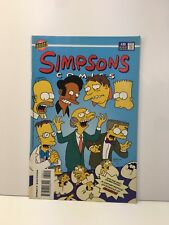 Simpsons Comics #30 A Catastrophic Tale of Cloning The Smitherses Ungraded 1997