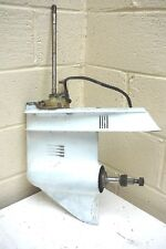 JOHNSON 55hp OUTBOARD ENGINE GEARBOX , SHORT SHAFT, HYDRO ELECTRIC DRIVE - 1968