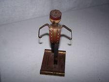 "Rare Phillip Morris Bell Hop Cigarette Holder Metal Display Piece 6 1/2"" Tall"