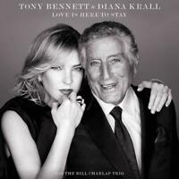 Tony Bennett and Diana Krall - Love is Here to Stay [CD]