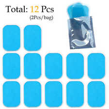 Replacement Gel Pads 12pcs Ab Stimulator EMS Device for Training Belts