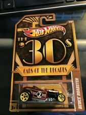 Hot Wheels Cars of the Decades 1930's Deuce Roadster