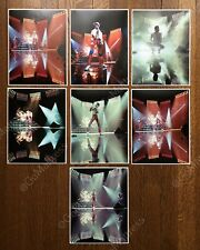 7 Queen Freddie Mercury Photos * Detroit '80 * 8.5x11 Prints Original Negative