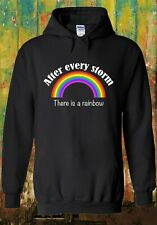 After Every Storm There Is Rainbow NHS Heroes Hoodie Men Women Unisex Top 2530