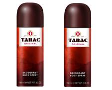 2x Tabac Deodorant Body Spray for Men 150ml