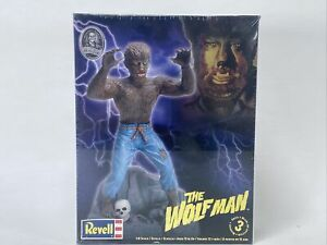Revell  85-6518 The Wolfman Model Kit 1/8