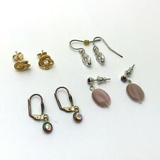 Sets - Mixed Designs (J1) Bundle Of 4 Vintage Styled Earring
