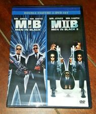 Men in Black/Men in Black Ii (Dvd, 2010, Canadian) Tommy Lee Jones & Will Smith!