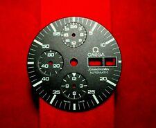 ORIGINAL OMEGA DIAL  (Singer type2) for Holy Grail Speedmaster 3760822 (NOS)