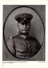Excelencia de la Marwitz en enero de 1915 como el general d.38. reviste. Portrait